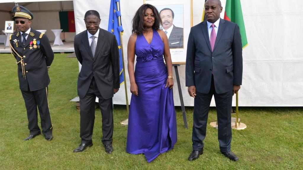 Cameroon Embassy in Brussels commemorates Cameroon's 43rd National day